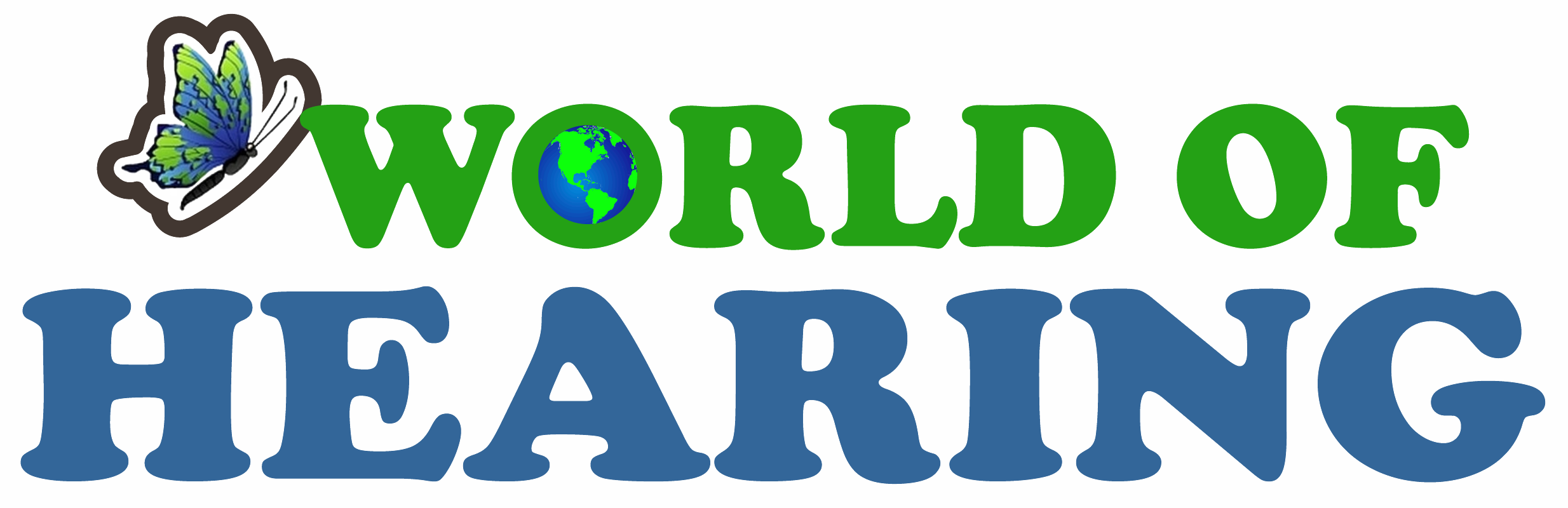 World of Hearing logo